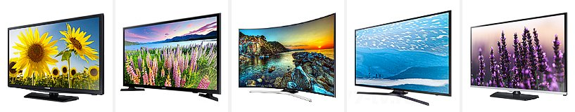 Рейтинг лучших ЖК-телевизоров Samsung