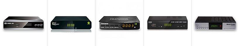 Рейтинг лучших тюнеров DVB-T2