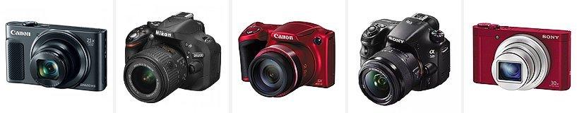 Рейтинг лучших фотоаппаратов для начинающих