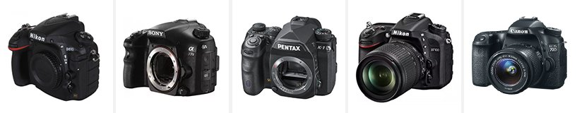Рейтинг лучших фотоаппаратов для профессионалов
