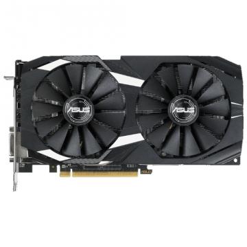 Asus Radeon RX 580 DUAL-RX580-O4G