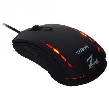 Zalman ZM-M401R Black USB