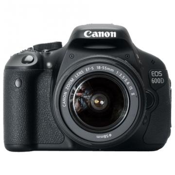 Canon EOS 600D Kit 18-55 mm