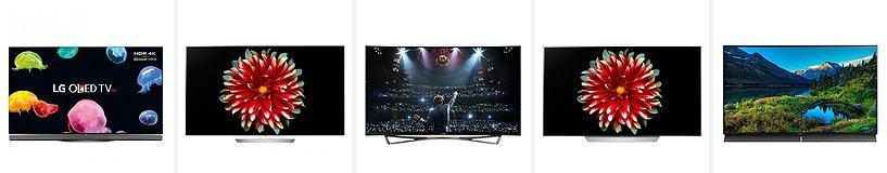 Рейтинг лучших телевизоров OLED