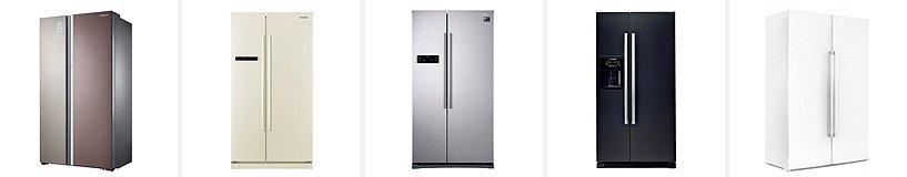 Рейтинг лучших холодильников Side-by-Side