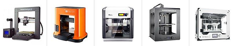 Рейтинг лучших принтеров 3Д (3D)