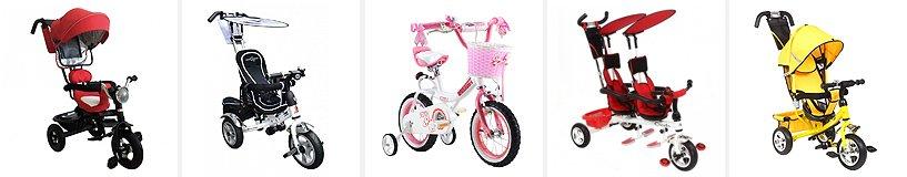 Рейтинг лучших детских велосипедов