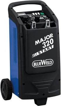 BlueWeld Major 320 Start
