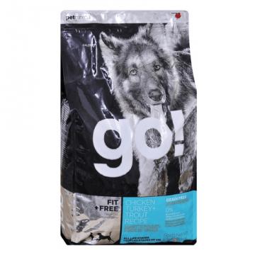 GO! Fit + Free Grain Free Dog Recipe (Turkey, chicken, trout, duck)