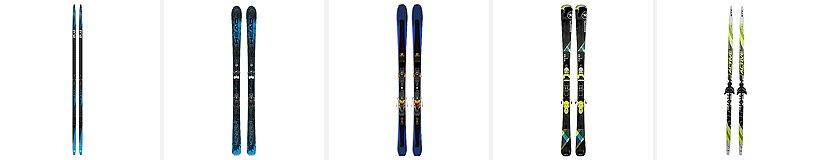 Рейтинг лучших лыж