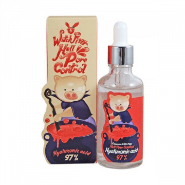 Elizavecca Witch Piggy HeLL Pore Control Hyaluronic acid 97 %
