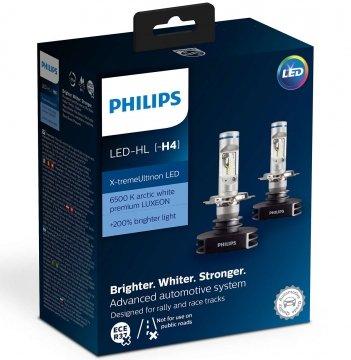 Philips H4 X-treme Ultinon LED 6500K
