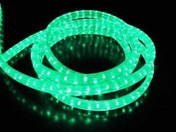 Дюралайт одноцветные 11 мм 240 LED 10 метров