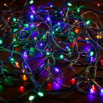 Torg-Haus Гирлянда LED Твинкл 100/200 LED разноцветная