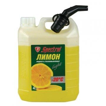 SPECTROL -30C 4л лимон/жевательная резинка