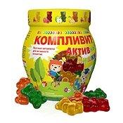 Рейтинг лучших витаминов для детей