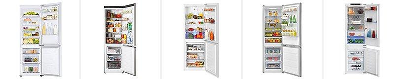 Рейтинг лучших холодильников ноу фрост